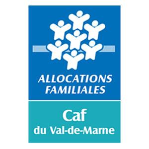 Logo Caf du Val de Marne