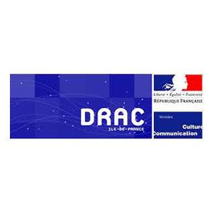 Logo Drac Ile de France