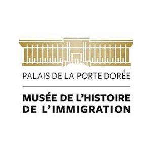 Logo du Musée National de l'Histoire de l'Immigration