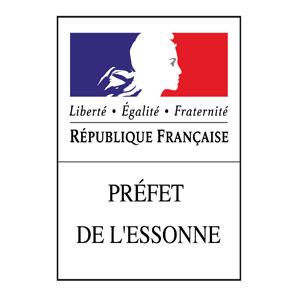 Logo partenaire ethnoArt, préfecture de l'Essonne