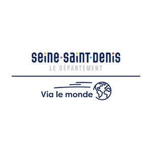 Logo Via le Monde Seine Saint Denis